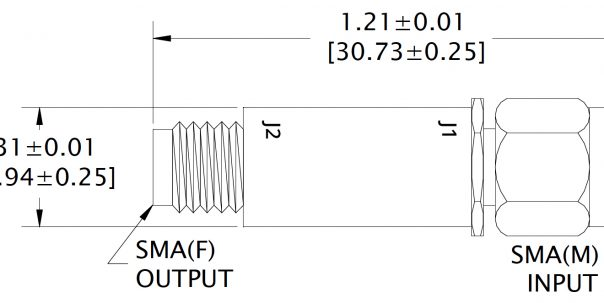 ESS0112A3 Biased Schottky diode detector